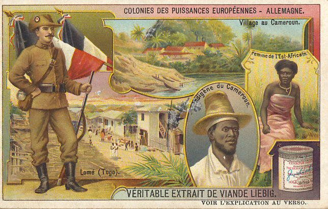 French colonization of africa