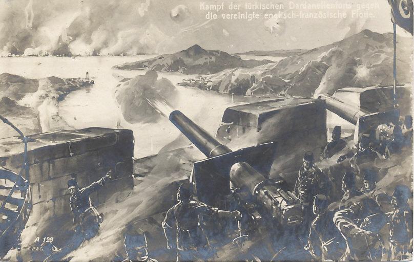 Dardanelles and Gallipoli Campaigns